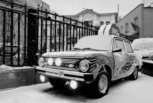 silver-rain-car