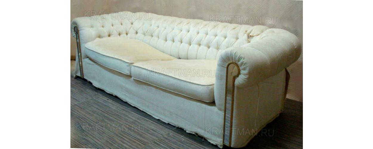 Пример мебели до пиковки